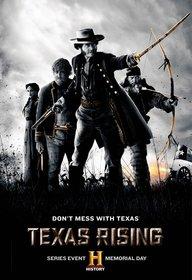 Постеры сериала «Восстание Техаса»