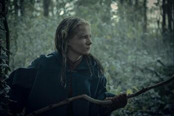 Кадры из сериала «Ведьмак»