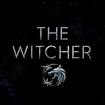 Промо-арт сериала «Ведьмак»