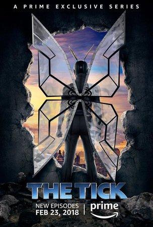 Постеры сериала «Тик»