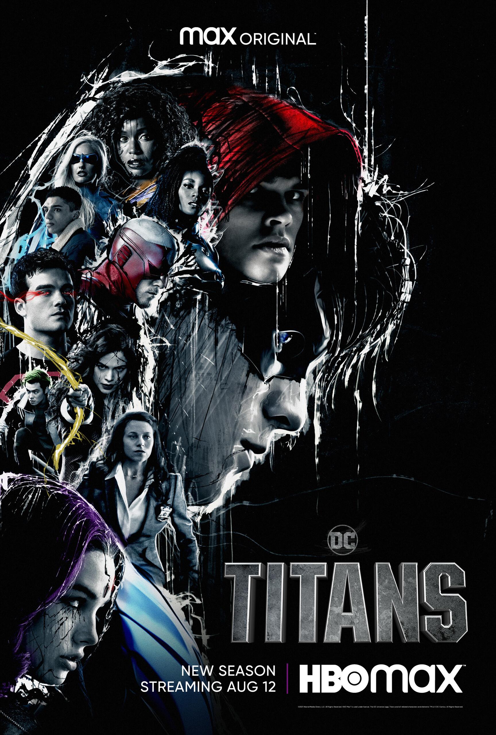 Титаны, постер № 17