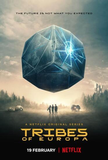 Постеры сериала «Племена Европы»