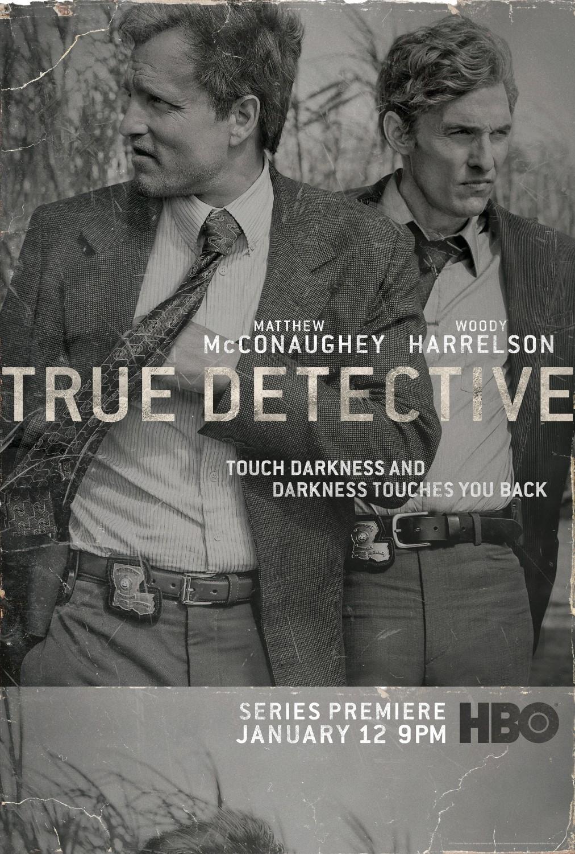 Настоящий детектив, постер № 2