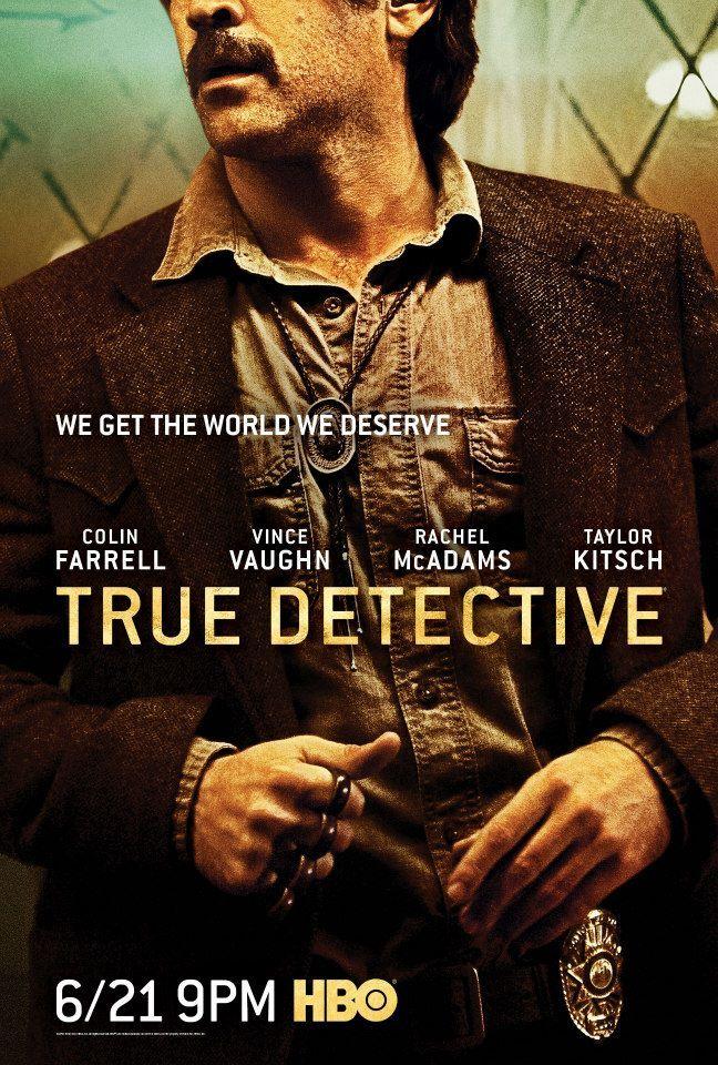 Настоящий детектив, постер № 4
