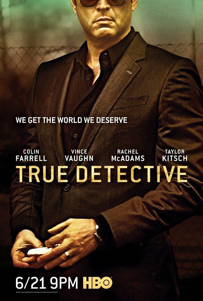 Настоящий детектив, постер № 5