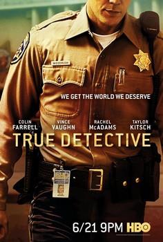 Постеры сериала «Настоящий детектив»