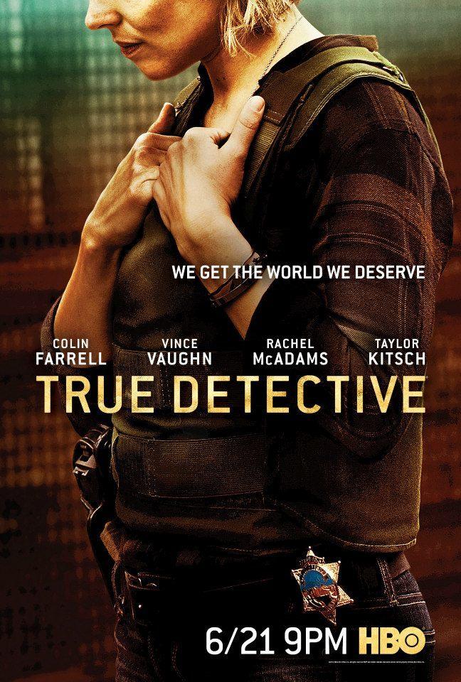 Настоящий детектив, постер № 7