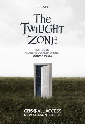 Постеры сериала «Сумеречная зона»