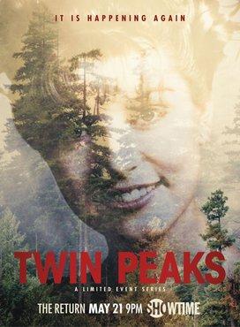 Постеры сериала «Твин Пикс»