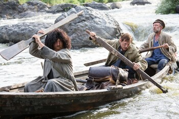Кадры из сериала «Угрюм-река»
