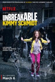 Постеры сериала «Несгибаемая Кимми Шмидт»