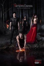 Постеры сериала «Дневники вампиров»