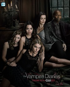 Постеры сериала «Дневники вампира»