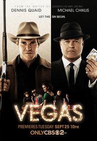 Постеры сериала «Вегас»