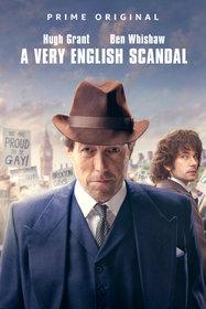 Очень английский скандал