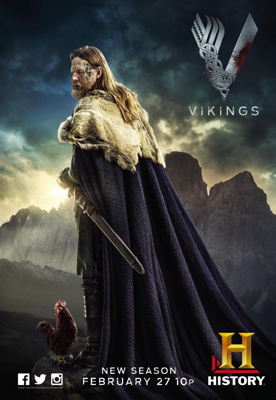 Викинги, постер № 10