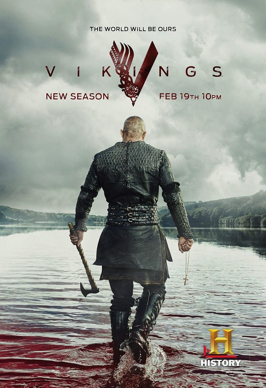 Викинги 4 сезон 17 серия