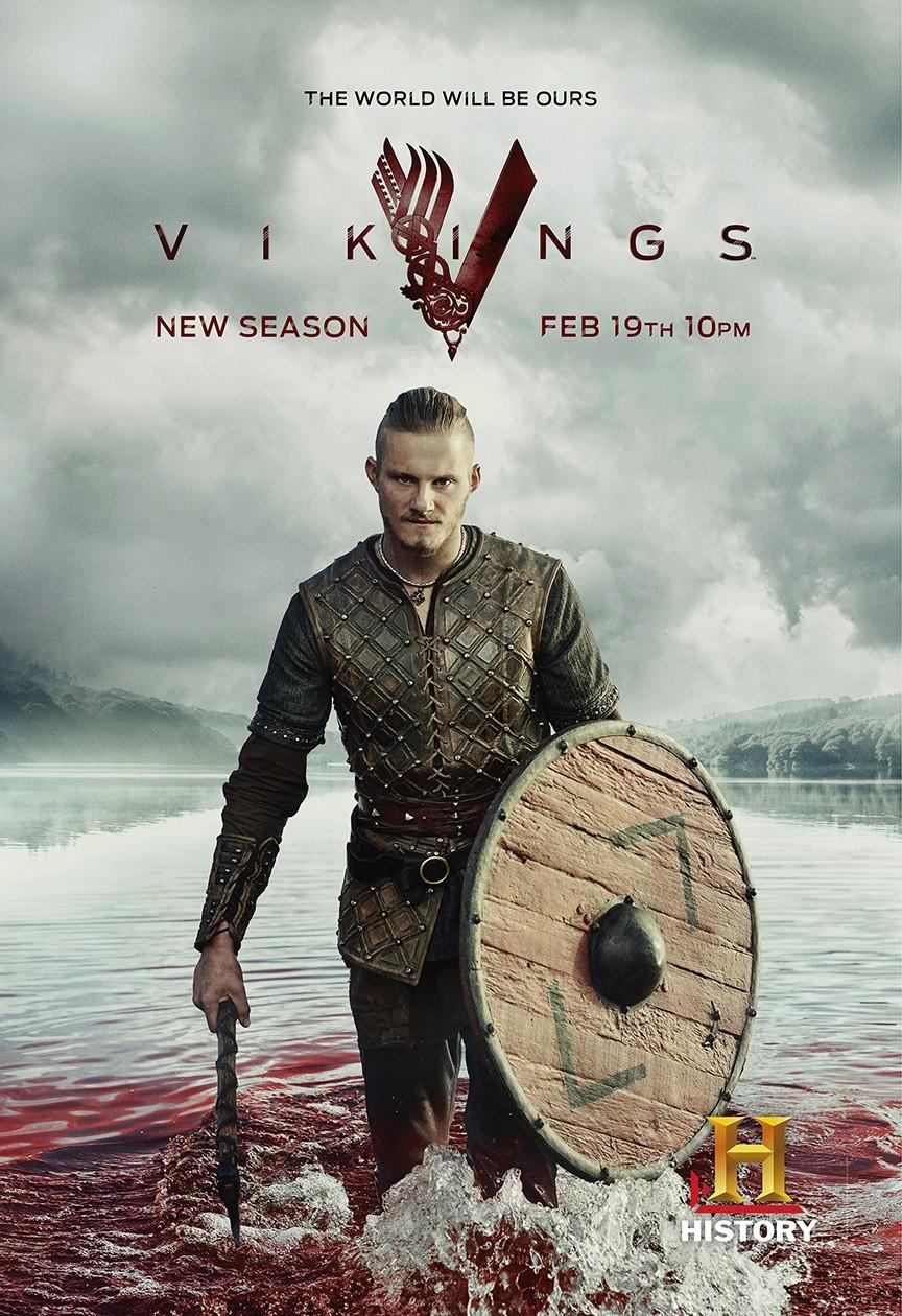 Викинги, постер № 15