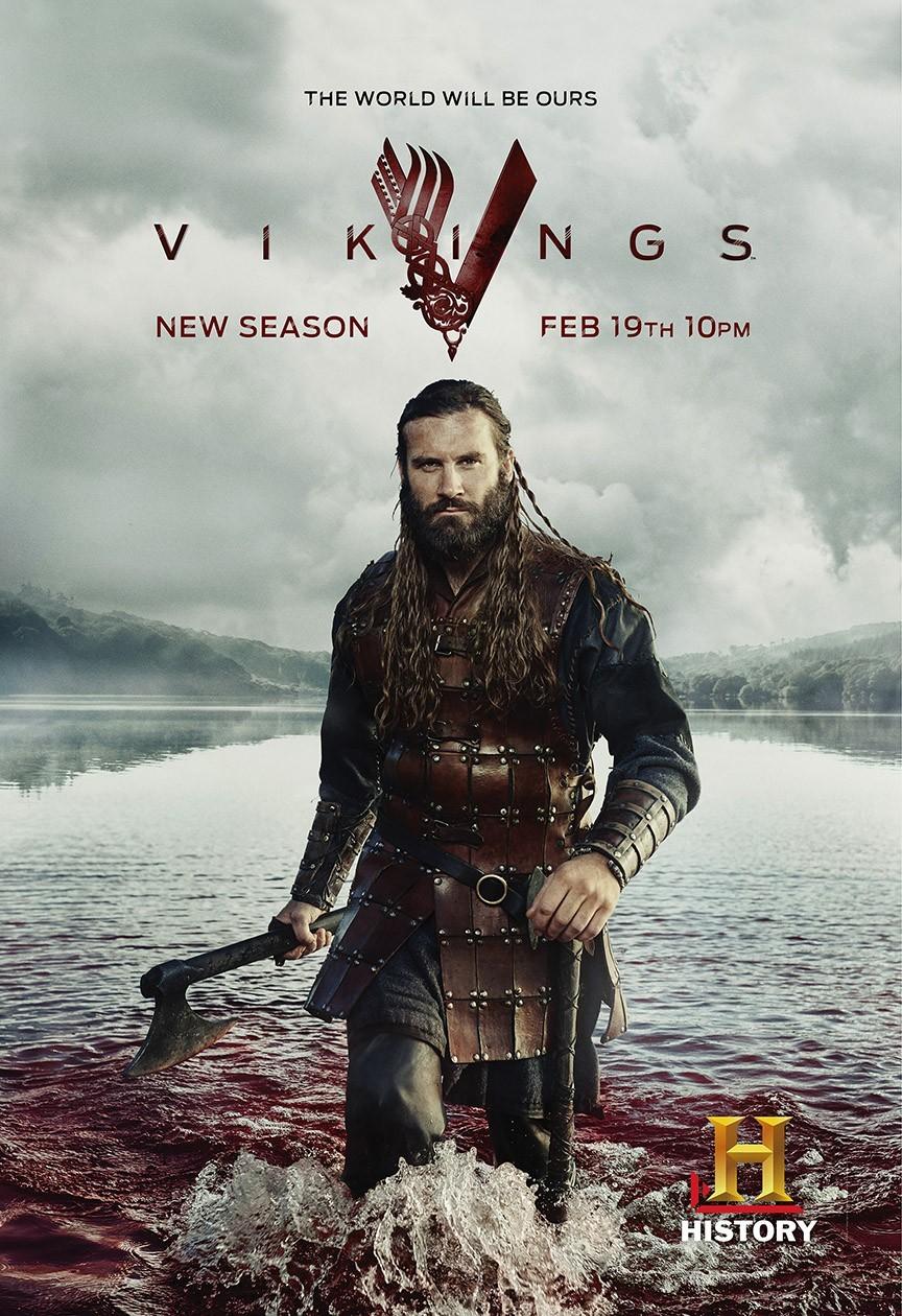 Викинги, постер № 17