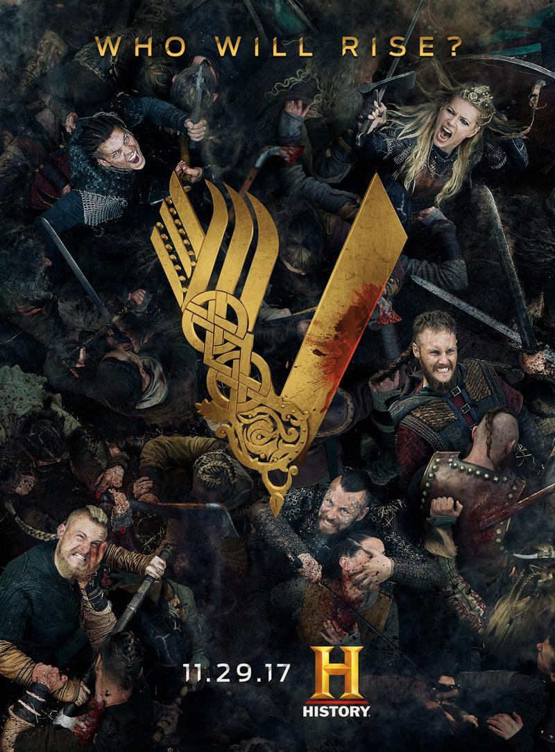 Викинги, постер № 20