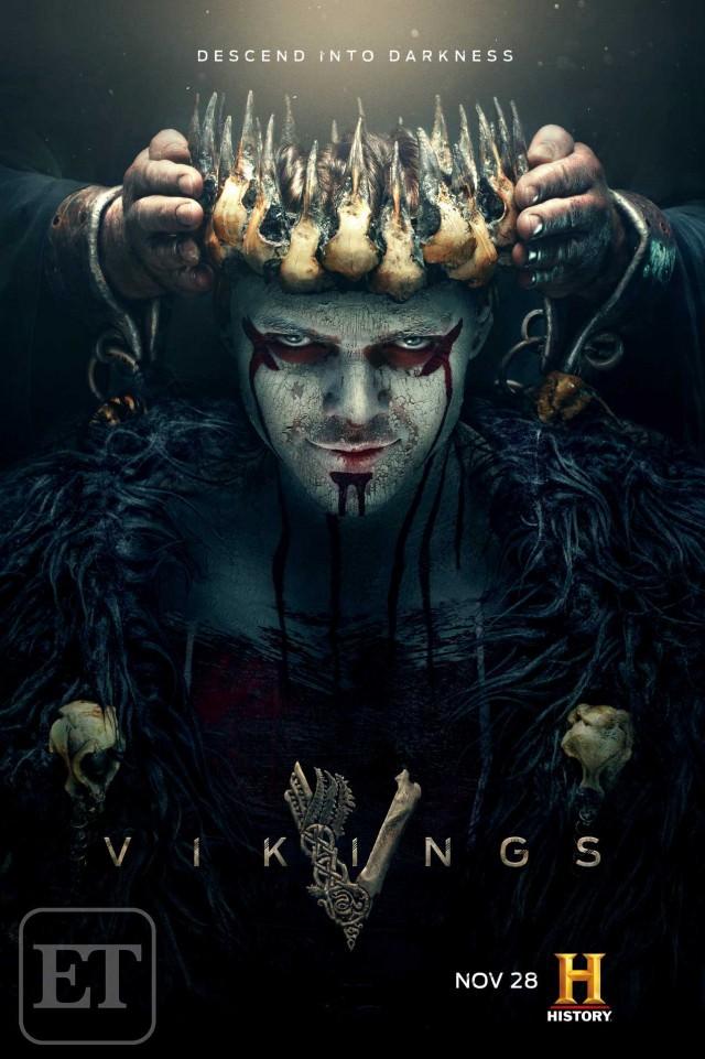 Викинги, постер № 22