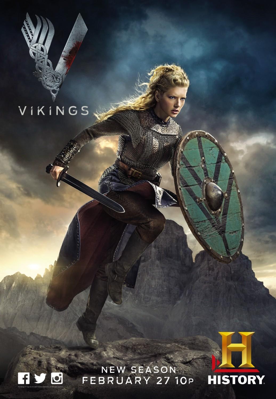 Викинги, постер № 3