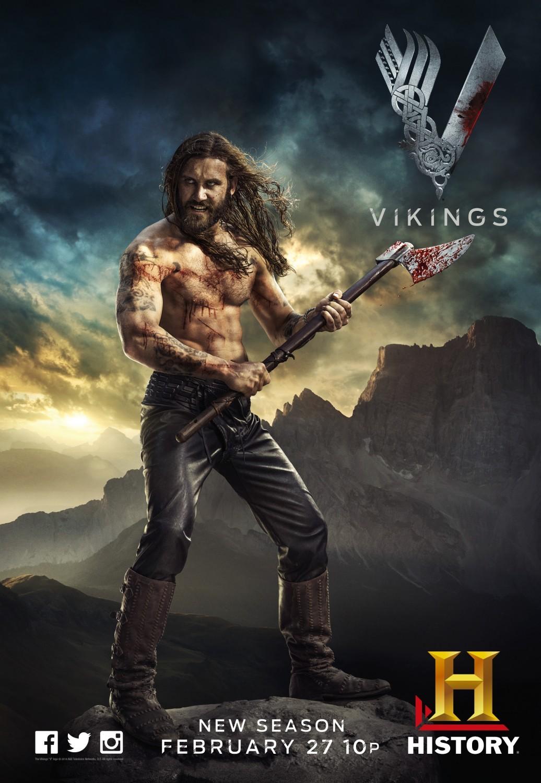 Викинги, постер № 4