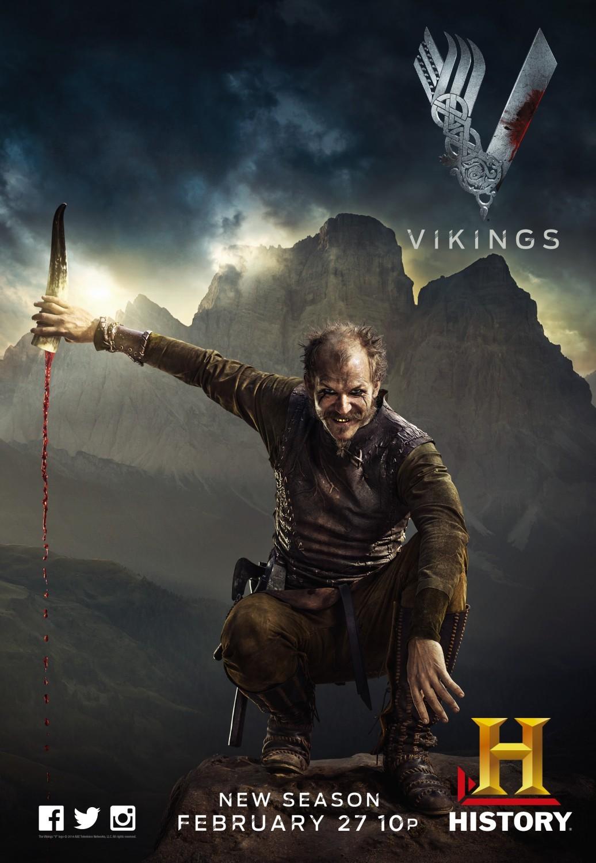 Викинги, постер № 5