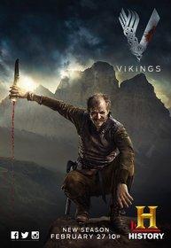 Постеры сериала «Викинги»