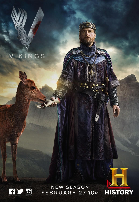 Викинги, постер № 8