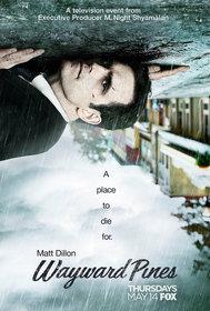Постеры сериала «Сосны»