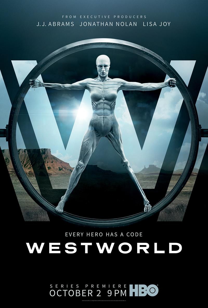 Мир Дикого запада (2016) 1-5 серия смотреть онлайн