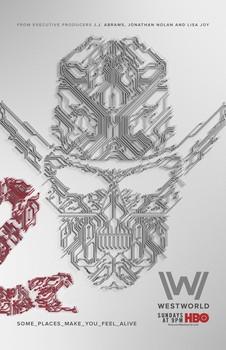 Постеры сериала «Мир Дикого Запада»