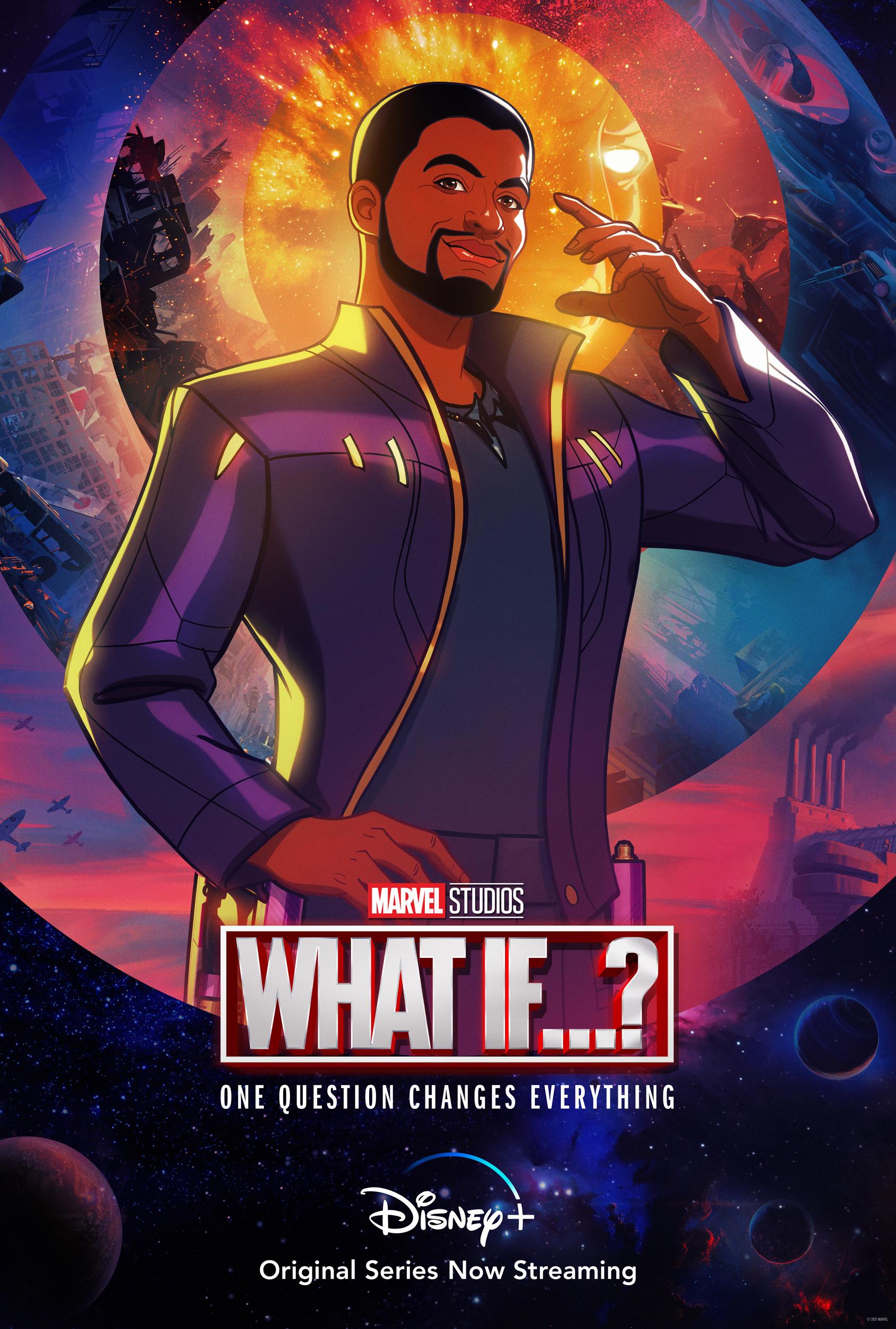 Что если?, постер № 11