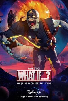 Постеры сериала «Что если?»