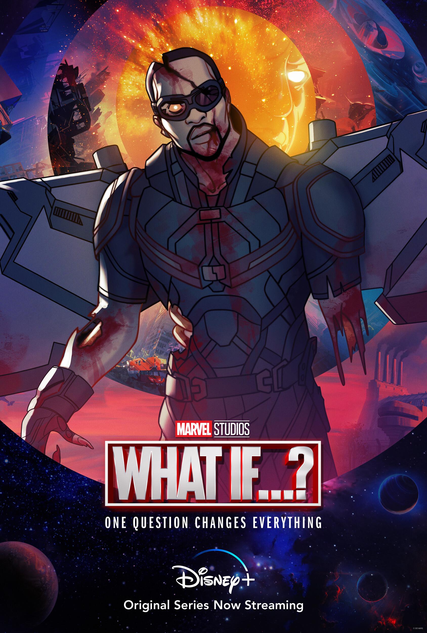 Что если?, постер № 15