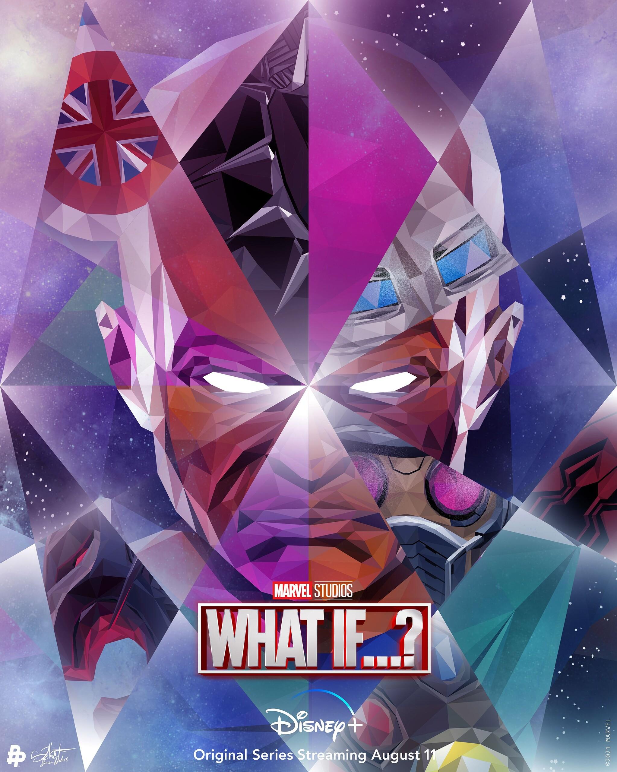 Что если?, постер № 7