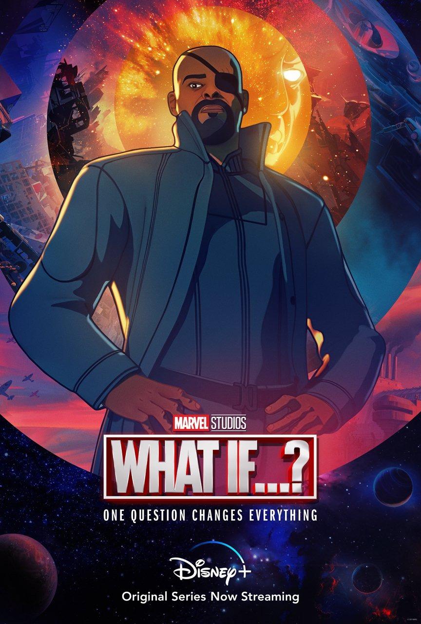 Что если?, постер № 9