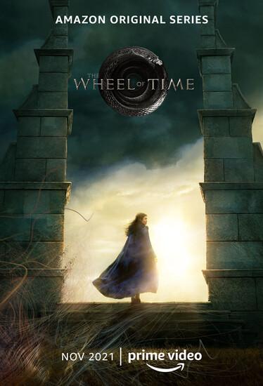 Постеры сериала «Колесо времени»