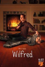 Постеры сериала «Уилфред»