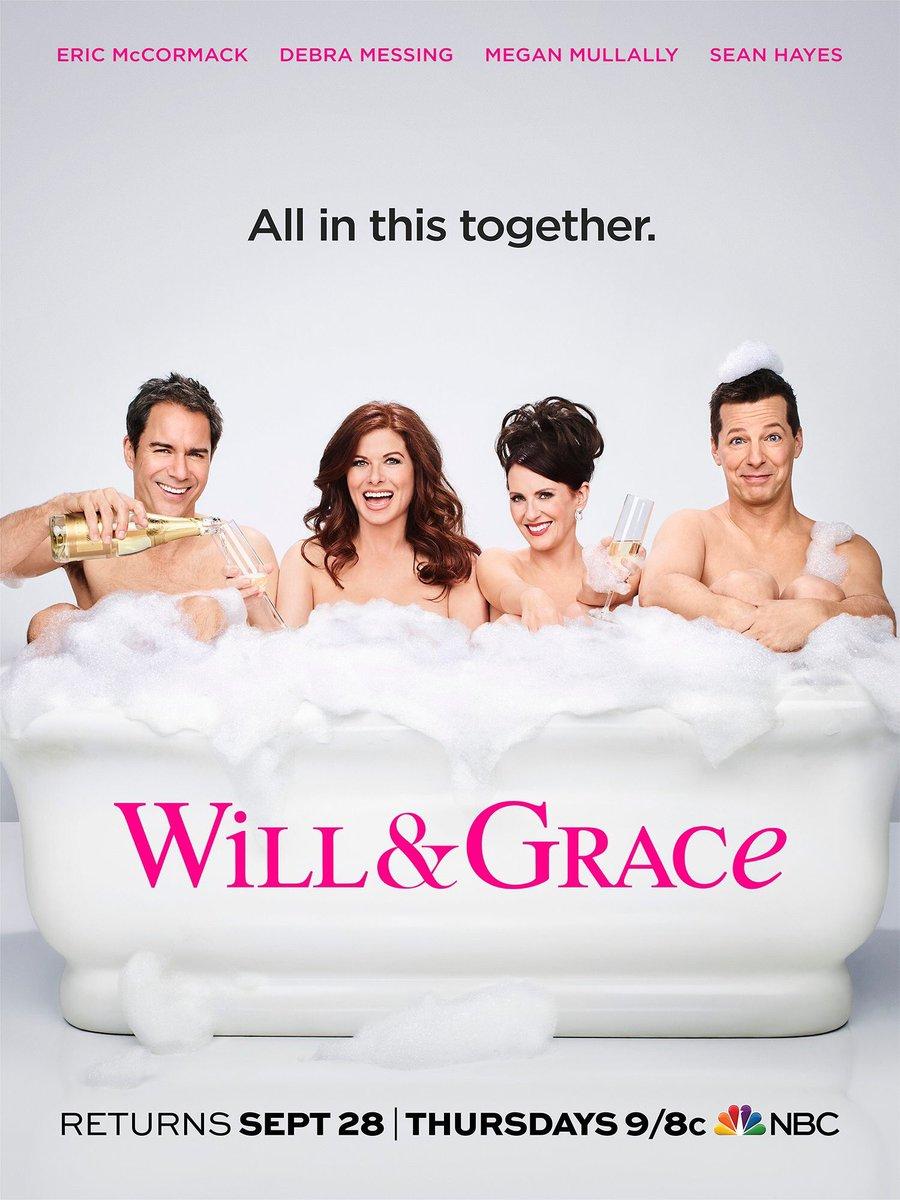 Уилл и Грейс, постер № 4