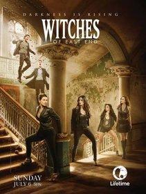 Постеры сериала «Ведьмы Ист-Энда»