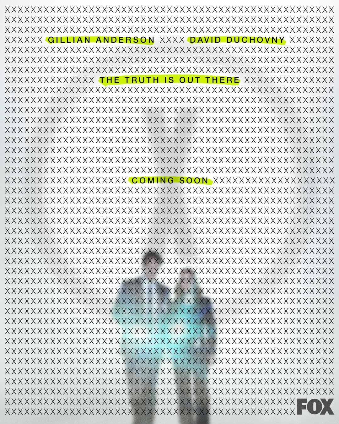 Секретные материалы, постер № 11