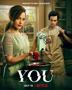Постеры сериала «Ты»