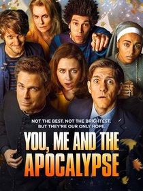 Постеры сериала «Ты, я и Апокалипсис»