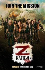 Постеры сериала «Нация Z»