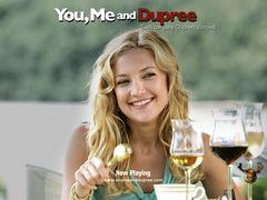 «Он, я и его друзья» (You, Me and Dupree)